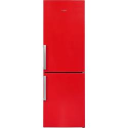 Exquisit KGC35-H-280E Kühl-Gefrierkombinationen - Rot