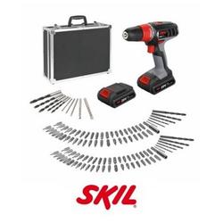 SKIL Schlagbohrmaschine SKIL 2834 AT Akku-Schlagbohrmaschine im Koffer, max. 20800 U/min