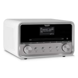 TechniSat DigitRadio 580 DAB+ Radio weiß Radio