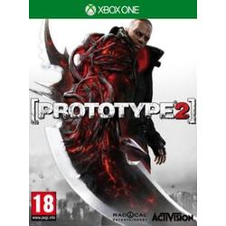 Prototype 2 Xbox Live Key EUROPE