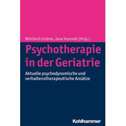 Psychotherapie in der Geriatrie: Buch von