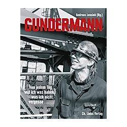 Gundermann - Buch