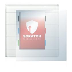 upscreen Schutzfolie für MDT Glastaster II, Folie Schutzfolie klar anti-scratch