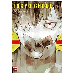 Tokyo Ghoul:re Bd.10. Sui Ishida  - Buch