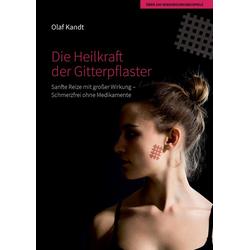 Die Heilkraft der Gitterpflaster als Buch von Olaf Kandt