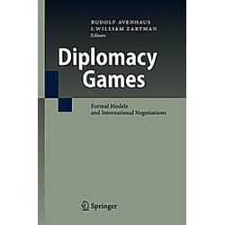 Diplomacy Games - Buch