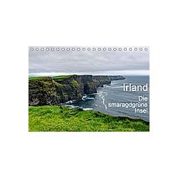 Irland - Die smaragdgrüne Insel (Tischkalender 2021 DIN A5 quer)