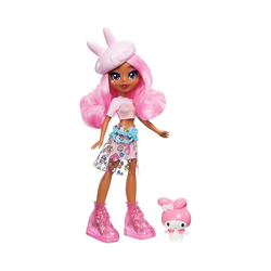 Mattel® Anziehpuppe Hello Kitty & Friends Stylie Puppe
