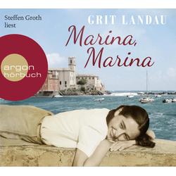 Marina Marina als Hörbuch CD von Grit Landau