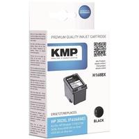 KMP H168BX kompatibel zu HP 302XL schwarz