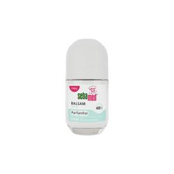 sebamed® Deo Roll-On BALSAM PARFÜMFREI, 50 ml, Deodorant ohne Aluminiumsalze, 1 Flasche = 50 ml