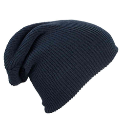 Long Beanie | Myrtle Beach navy