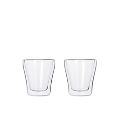 Glas Koch Becher DUO 2-er Set, 85 ml