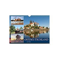 Ostdeutschland im Fokus (Wandkalender 2021 DIN A4 quer)