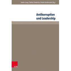 Antikorruption und Leadership als Buch von