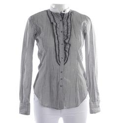 Aglini Damen Bluse grau, Größe 34, 4939047