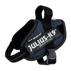 Julius-K9 IDC Powergeschirr jeans, Größe: Mini-Mini / S