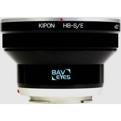 Kipon 22246 Objektivadapter Adaptiert: Hasselblad - Sony NEX, Sony E