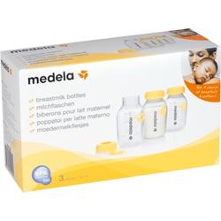 MEDELA Muttermilchflaschenset 150 ml (3 St.)