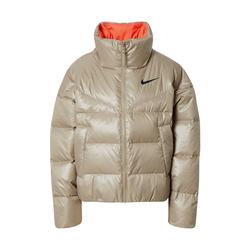 Nike Sportswear Damen Jacke beige