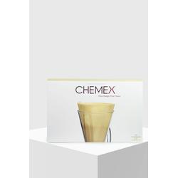 Chemex Chemex-Filter für 1-3 Tassen-Karaffe natur 100 Stück