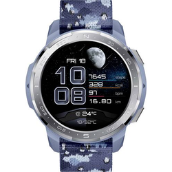 Honor Watch GS Pro Smartwatch Blau