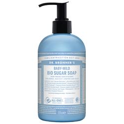 Dr. Bronner's Bio Sugar Soap Baby-Mild 355 ml
