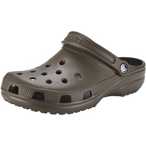 Crocs Classic Clogs chocolate EU 46-47 2020 Freizeit Sandalen