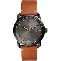 Fossil The Commuter Three-Hand Date