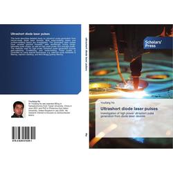 Ultrashort diode laser pulses als Buch von Youfang Hu