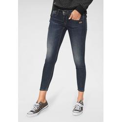 GANG Skinny-fit-Jeans Faye im Flanking-Style blau 28