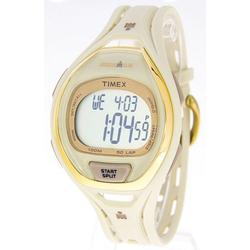 Timex® Ironman Digitaluhr Timex Ironman Sleek 50 TW5M06100 weiß gold