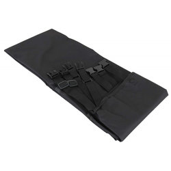 Kofferraumdecke Hunde- Sitzschonbezug 143 x 148 cm schwarz