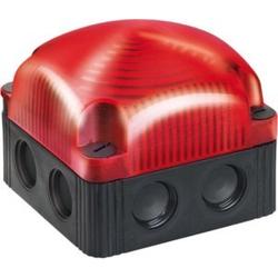 Werma LED-Doppelblitzleuchte 24V DC rt 853.110.55