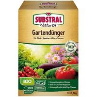 SUBSTRAL Naturen Bio Gartendünger 1,7 kg
