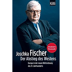 Der Abstieg des Westens. Joschka Fischer  - Buch