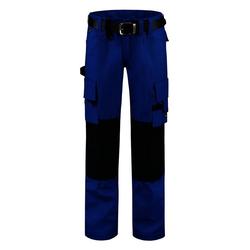 TRICORP Workwear Arbeitshose Arbeitshose Canvas Cordura Besatz -502009- in 3 Längen 44