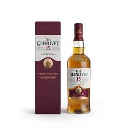 Glenlivet 15 Jahre French Oak Speyside Whisky 40% 0,7L