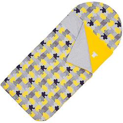 Schlafsack Kleinkinder - gelb  Kinder