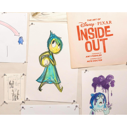 The Art of Inside Out als Buch von Amy Poehler/ Pete Docter