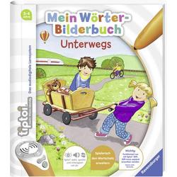 Ravensburger tiptoi® Mein Wörter-Bilderbuch Unterwegs tiptoi® 55411
