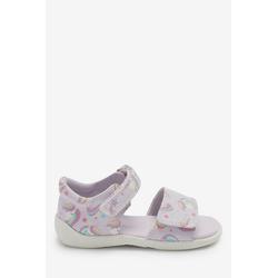 Next Sandaletten Sandale lila 30,5