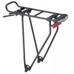 racktime Fahrrad-Gepäckträger System-Gepäcktr. Racktime Standit Shine schwarz, 2