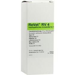 Revet RV 4 ad us. Globuli vet.