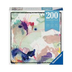 Ravensburger Puzzle Puzzle Colorsplash, 200 Teile, Puzzleteile