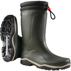 Dunlop Winterstiefel Blizzard, Gr. 42, grün