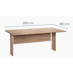 Maja Möbel System Schreibtisch 1704 + 1700
