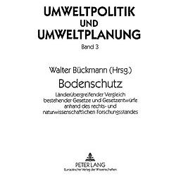 Bodenschutz - Buch