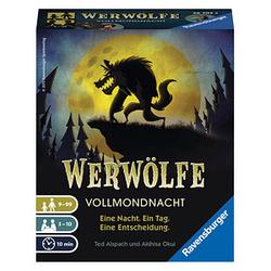 Ravensburger Werwölfe - Vollmondnacht Kartenspiel