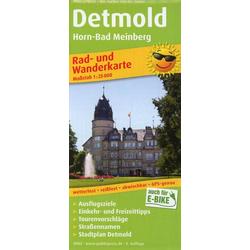 Detmold Horn-Bad Meinberg 1:25 000